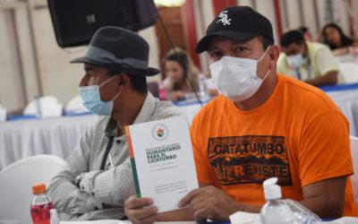Mesa Humanitaria y de Construcción de Paz del Catatumbo