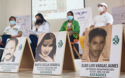 """Conversatorio """"La búsqueda de personas desaparecidas en Norte de Santander: Una historia desde la voz de las organizaciones"""""""